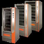 EVEND SOLID wersja oprogramowania automatu minimum 1,097